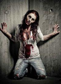 przerażające kostiumy na Halloween 5