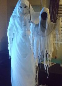 przerażające kostiumy na Halloween 17