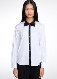 bluzki szkolne dla dziewczynek 2014 5