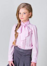 bluzki szkolne dla dziewczynek 2014 7