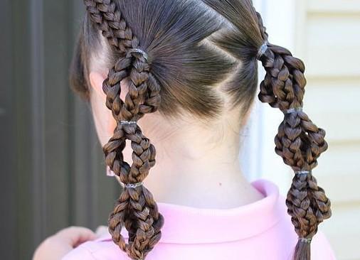 frizure za djevojčice na duge kose 1