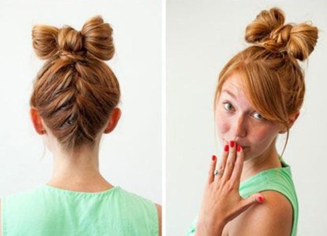 školske frizure za djevojčice na dugoj kosi 8