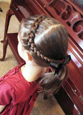 školske frizure 3