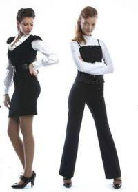 mundurek szkolny dla dziewcząt w wieku młodzieńczym 2