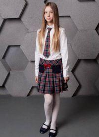 mundurek szkolny dla nastolatków 2014 9