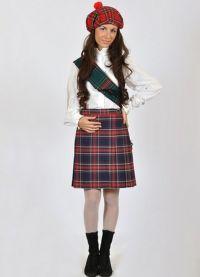 skotský kilt 3