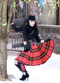 skotský kilt 5