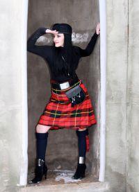 skotský kilt 6
