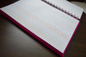 Notatnik Scrapbooking z własnymi hands10