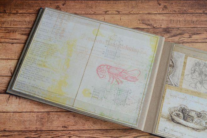 nietypowy album ze zdjęciami własnymi rękami master class