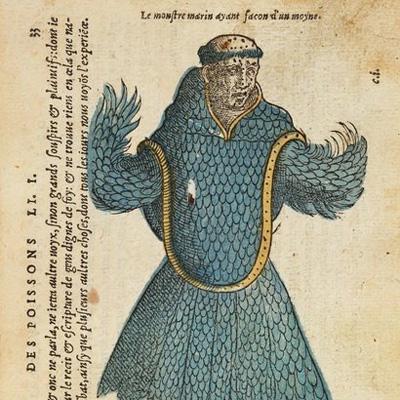 морски монах