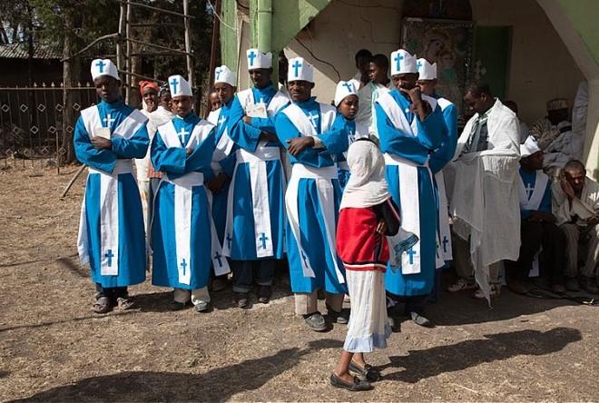Религия в Эфиопии