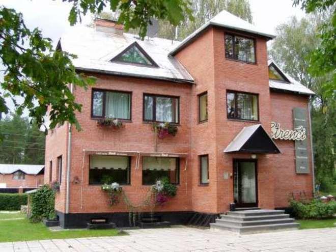 Гостевой дом Strencu