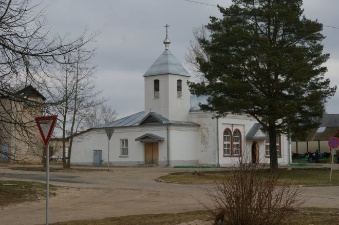 Православная церковь св. Михаила Архангела