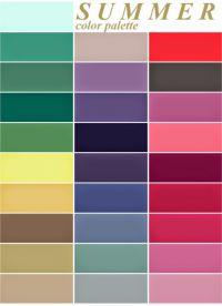 wybór ubrań według rodzaju koloru 14