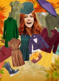 wybór ubrań według koloru 22