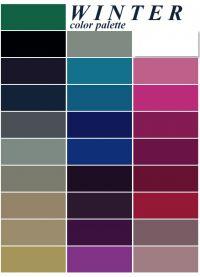 wybór ubrań według koloru 2