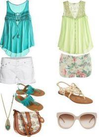 wybór ubrań według koloru 7