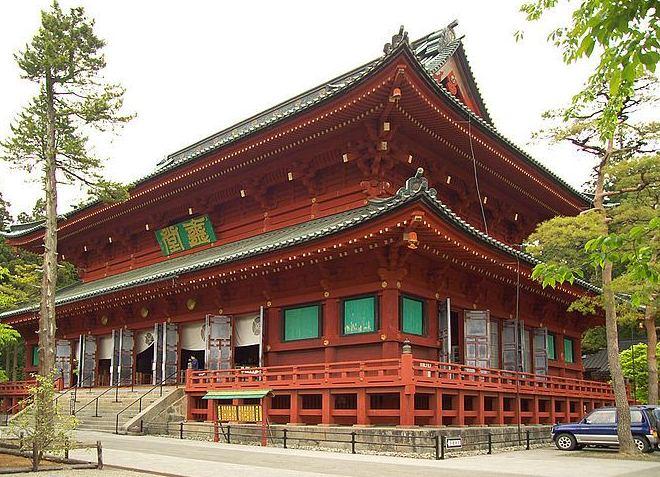 Храм Риннодзи