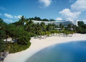 Отель Shangri-La's Rasa Sentosa Resort
