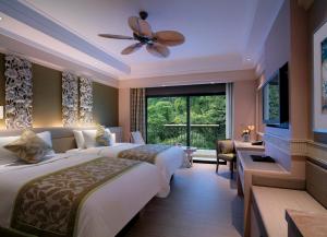 Отель Shangri-La's Rasa Sentosa Resort номера