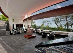 Отель Capella Singapore изнутри