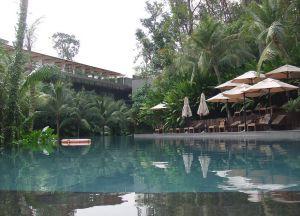 Отель Siloso Beach Resort Sentosa