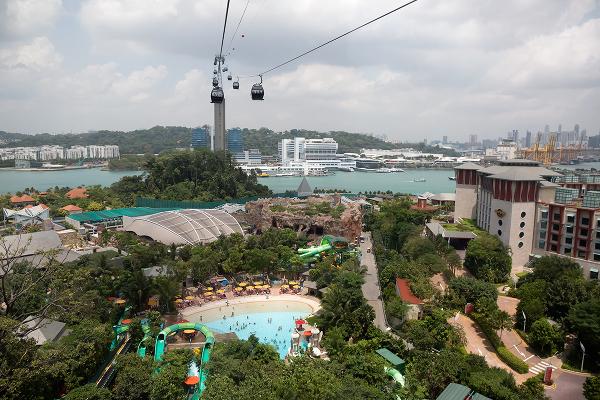 Сентоса, Сингапур2