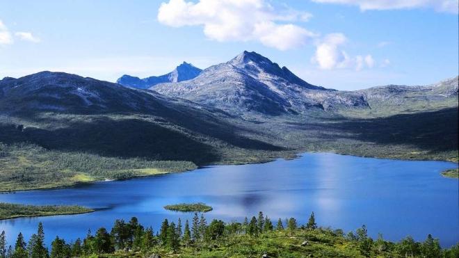 Национальный парк Ондердален