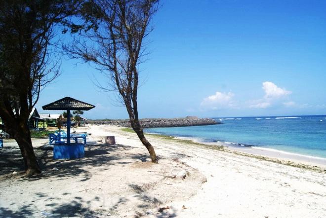 Пляжи Серенгана
