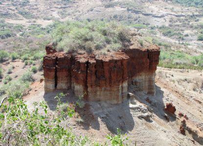 Olduwai Gorge