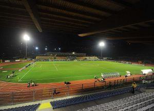 Стадион Серравалле