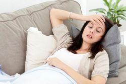 tešku glavobolju tijekom trudnoće