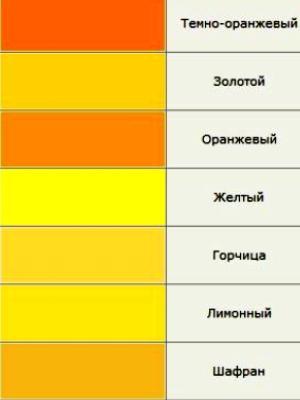 odcienie koloru 9