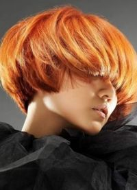 красиви нюанси на червена коса 2