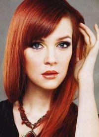 красиви нюанси на червена коса 4