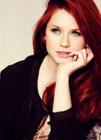 красиви нюанси на червена коса 6