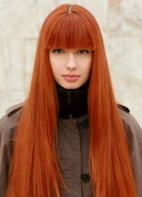 красиви нюанси на червена коса 7