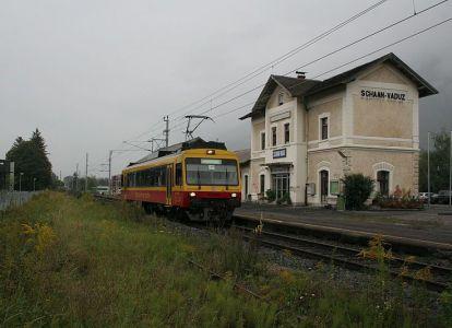 Станция Шан-Вадуц