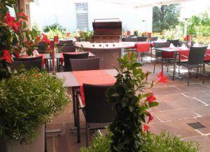 Schaanerhof Hotel - кафе