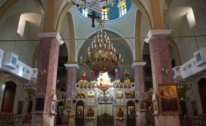 Церковь св. Петра и Павла - внутри