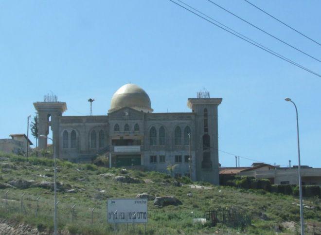 Мечеть в Шефараме