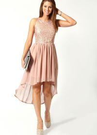 ципеле за ружичасту хаљину 1