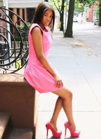 ципеле за ружичасту хаљину 3