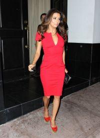 црвена обуцарска ципела 2
