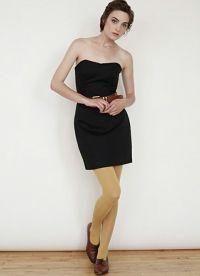 Cipele ispod crne haljine 7