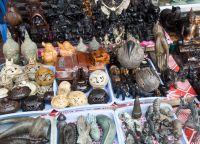 Сувениры на память из Камбоджи