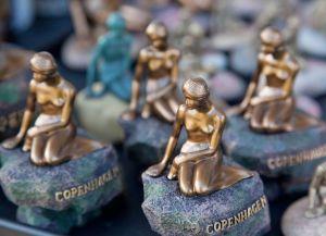 Сувениры из Копенгагена