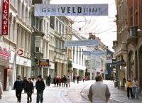 На улице Veldstraat
