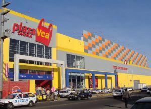 Supermercado Plaza Vea